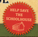 Help Save the Schoolhouse!